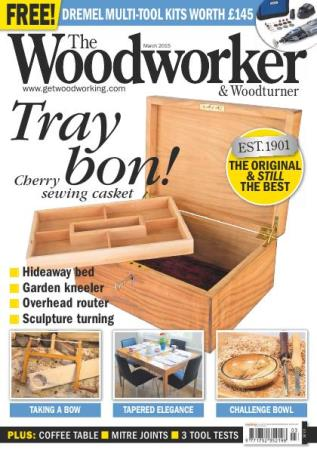The Woodworker & Woodturner №3  (март /  2015)