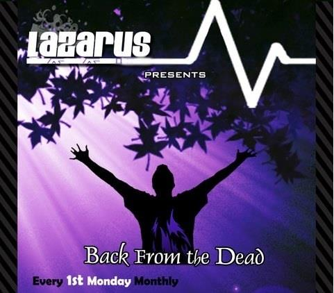 Lazarus - Back From The Dead Episode 222 (2018-10-03)