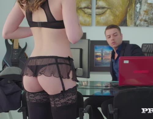 Evelina Darling, addicted to lingerie and anal sex - Evelina Darling (SiteRip/Private/FullHD1080p)