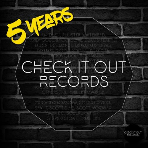 5 Years Of Check It Out Records (2017)