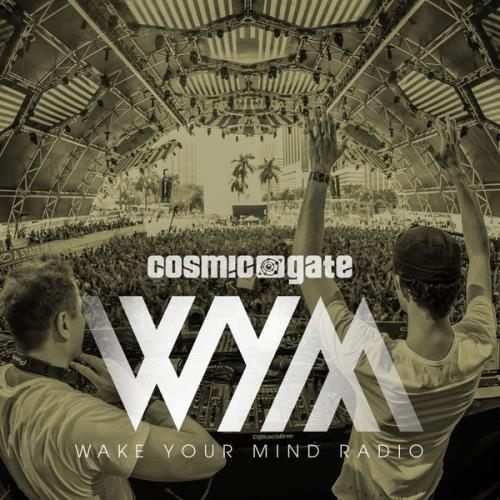 Cosmic Gate - Wake Your Mind 187 (2017-11-03)