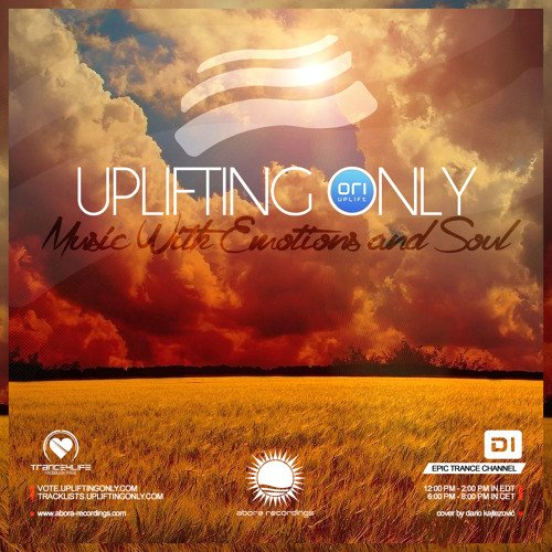 Spins & Ori Uplift - Uplifting Only 244 (2017-10-12)