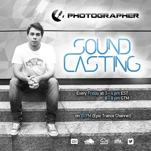 Photographer - SoundCasting 179 (2017-11-03)