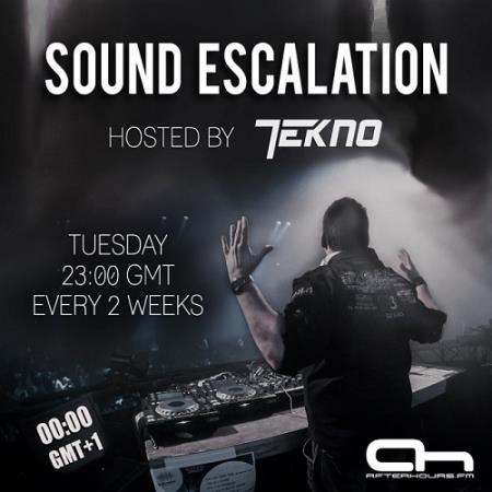 TEKNO & Julian Ressive - Sound Escalation 120 (2017-11-14)