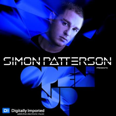 Simon Patterson - Open Up 209 (2017-10-03)