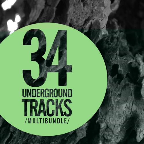 34 Underground Tracks Multibundle (2017)