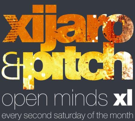 XiJaro & Pitch - Open Minds 075 (2017-10-14)