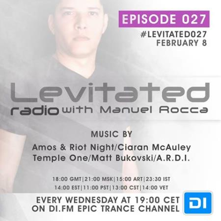 Manuel Rocca - Levitated Radio 061 (2017-10-25)