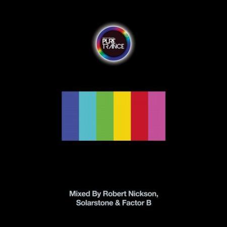 Solarstone, Robert Nickson, Factor B - Pure Trance vol. 6 (2017)