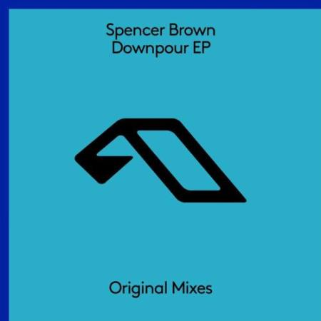 Spencer Brown - Downpour EP (2017)