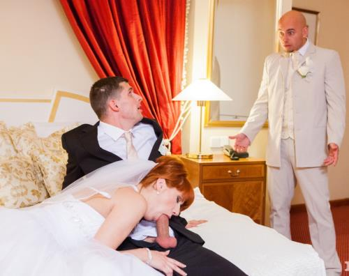 Naughty Redheaded Bride Lucy Bell - Lucy Bell (SiteRip/Private/SD404p)