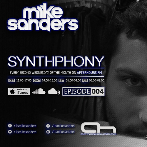 Mike Sanders - Synthphony 009 (2017-11-08)