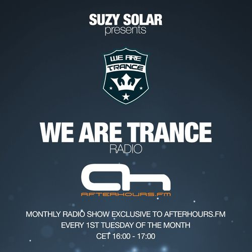 Suzy Solar - We Are Trance Radio 002 (2017-11-07)