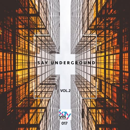Say Underground, Vol. 2 (2017)