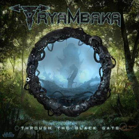 Tryambaka - Through The Black Gate (2017)