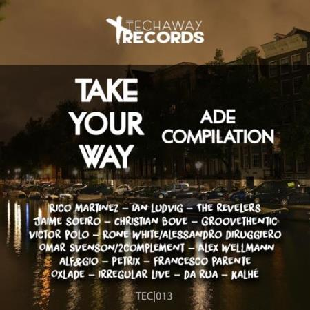 Ade 2017, Take Your Way 002 (2017)