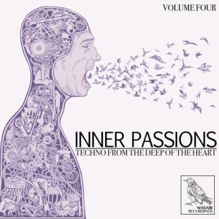 Inner Passions, Vol. 4-Techno from the Deep of the Heart (2017)