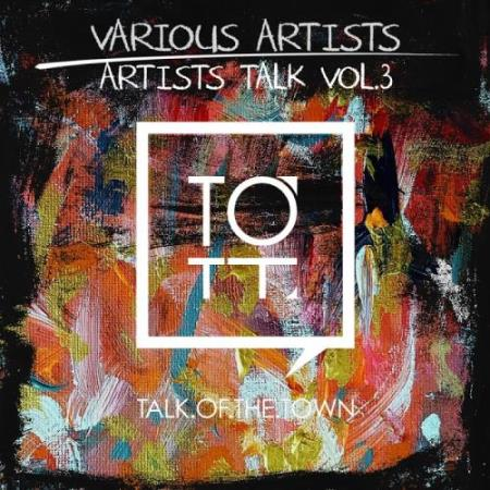 Artists Talk, Vol. 3 (2017)