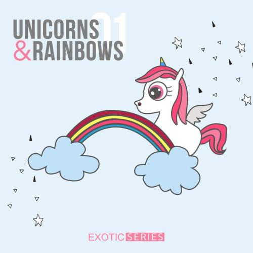 Unicorns & Rainbows (2018) FLAC