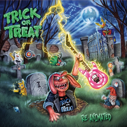 Trick Or Treat - Re-Animated - 2018 (2018)