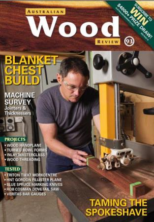 Australian Wood Review №93  (2016)