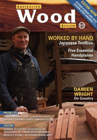Australian Wood Review №97 (december / 2017) [22 MB]