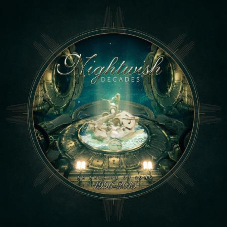 Nightwish - Decades Best Of 1996-2015 (2CD) (2018) [M]