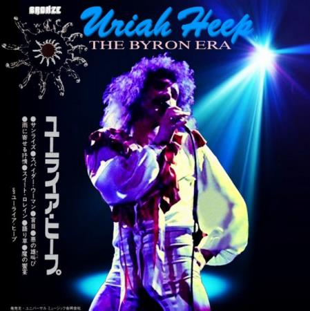 Uriah Heep - The Byron Era 2CD (2018) [M]