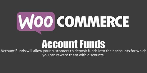 WooCommerce - Account Funds v2.1.11