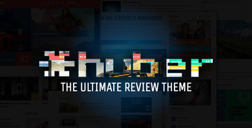 ThemeForest - Huber v2.12.2 - Multi-Purpose Review Theme - 19858260