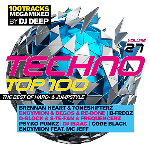 Techno Top 100: The Best Of Hard & Jumpstyle Volume 27 (2018)