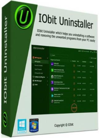 IObit Uninstaller Pro 8.0.2.29 (Rus/ML)