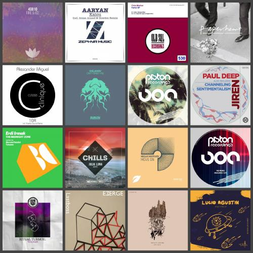 Beatport Music Releases Pack 463 (2018)