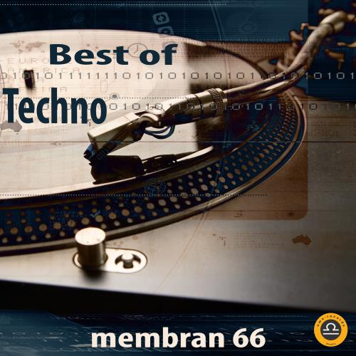 membran 66 - Best of Techno (2018)