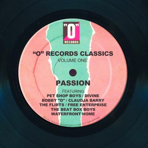 """O"" Records Classics (Volume One: Passion) (2018)"