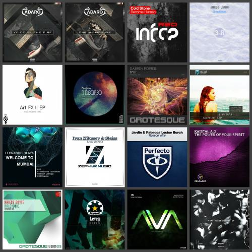 Beatport Music Releases Pack 500 (2018)