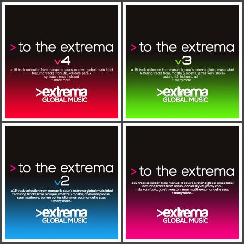 To the Extrema Vol. 1-4 - 2015-2016 (2015-2016) FLAC