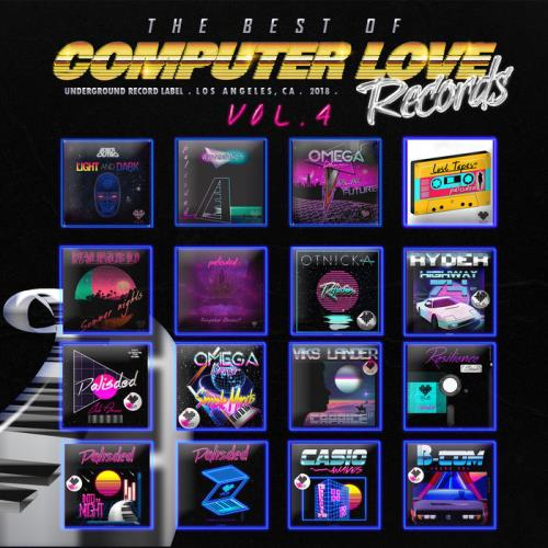 The Best Of Computer Love Records Vol 4 (2018)