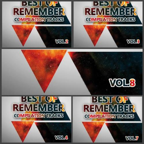 Best of Remember Vol 2 3 4 7 8 (2016-2017)