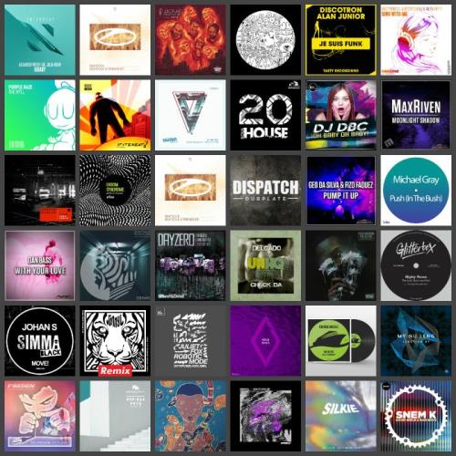 Beatport Music Releases Pack 555 (2018)
