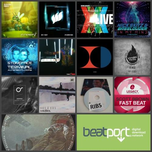 beatport trance pack 2018