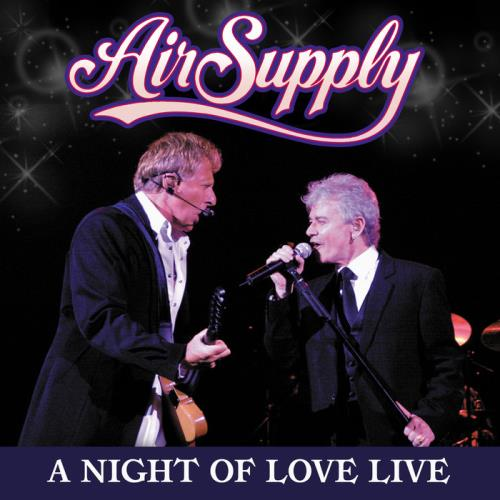 Air Supply - A Night of Love Live (2018)