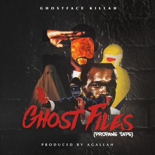 Ghostface Killah - Ghost Files - Propane Tape (2018)