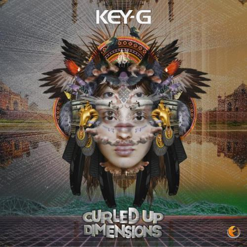 KEY-G - Curled Up Dimensions (2018)