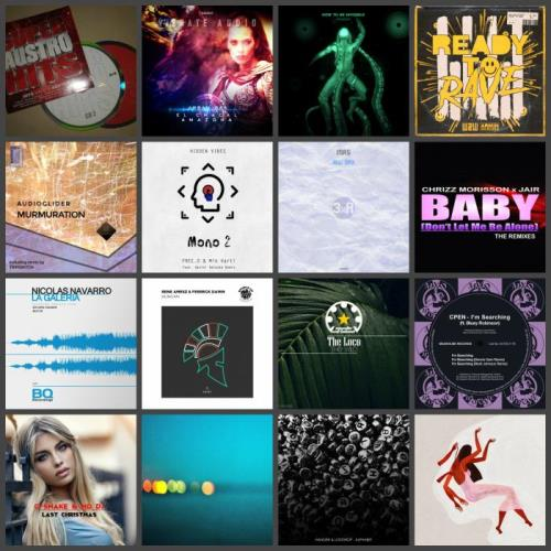Beatport Music Releases Pack 609 (2018)