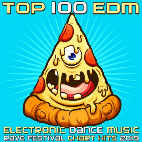 Top 100 EDM - Electronic Dance Music Rave Festival Chart Hits 2019 (2018)
