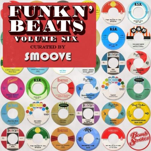 Funk n' Beats, Vol. 6 (Curated by Smoove) (2018)