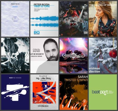 Beatport Music Releases Pack 651 (2018)