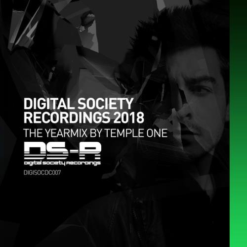 Temple One - Digital Society Recordings 2018: The Yearmix (2018) FLAC