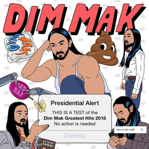 Dim Mak Greatest Hits 2018: Originals (2019)